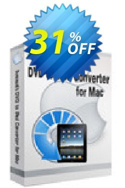 Aneesoft DVD to iPad Converter for Mac Coupon, discount Aneesoft DVD to iPad Converter for Mac wonderful discount code 2021. Promotion: wonderful discount code of Aneesoft DVD to iPad Converter for Mac 2021