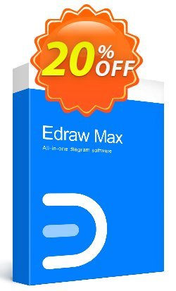Edraw Max Subscription License Coupon discount 10 dollar off for edraw max - awesome deals code of Edraw Max Subscription License 2020