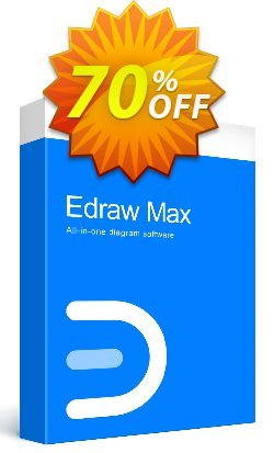 Edraw Max Perpetual License Coupon discount 10 dollar off for edraw max - amazing discount code of Edraw Max Perpetual License 2020