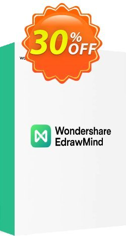 MindMaster Subscription Plan 12 Months Coupon discount 10 dollar off for edraw max - best sales code of MindMaster Perpetual License + 1 Year Upgrades 2020