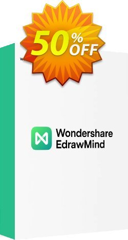 MindMaster Subscription Plan Lifetime Coupon discount 10 dollar off for edraw max. Promotion: hottest offer code of MindMaster Lifetime License + Perpetual Upgrades 2020