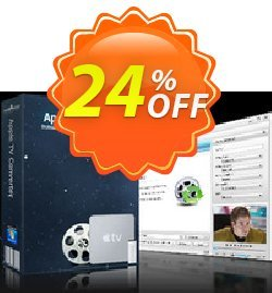 mediAvatar Apple TV Converter Coupon, discount mediAvatar Apple TV Converter big deals code 2020. Promotion: big deals code of mediAvatar Apple TV Converter 2020