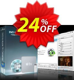 mediAvatar DVD to Apple TV Converter Coupon, discount mediAvatar DVD to Apple TV Converter stunning deals code 2019. Promotion: stunning deals code of mediAvatar DVD to Apple TV Converter 2019