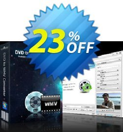 mediAvatar DVD to WMV Converter Coupon, discount mediAvatar DVD to WMV Converter marvelous discount code 2020. Promotion: marvelous discount code of mediAvatar DVD to WMV Converter 2020
