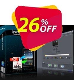 mediAvatar iPad PDF Transfer Coupon, discount mediAvatar iPad PDF Transfer amazing sales code 2019. Promotion: amazing sales code of mediAvatar iPad PDF Transfer 2019