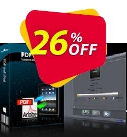 mediAvatar iPad PDF Transfer for Mac Coupon, discount mediAvatar iPad PDF Transfer for Mac super deals code 2019. Promotion: super deals code of mediAvatar iPad PDF Transfer for Mac 2019