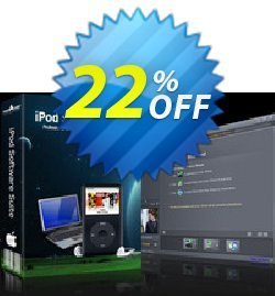 mediAvatar iPod Software Suite for Mac Coupon, discount mediAvatar iPod Software Suite for Mac awesome sales code 2019. Promotion: awesome sales code of mediAvatar iPod Software Suite for Mac 2019