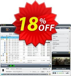 mediAvatar Video Converter Pro for Mac Coupon, discount Video Converter for Mac/PC $10 OFF. Promotion: wonderful deals code of mediAvatar Video Converter Pro for Mac 2020