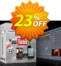 mediAvatar YouTube Video Converter for Mac Coupon, discount mediAvatar YouTube Video Converter for Mac staggering promo code 2020. Promotion: staggering promo code of mediAvatar YouTube Video Converter for Mac 2020