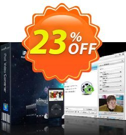 mediAvatar iPod Video Converter Coupon, discount mediAvatar iPod Video Converter excellent promo code 2019. Promotion: excellent promo code of mediAvatar iPod Video Converter 2019