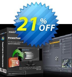 mediAvatar PowerPoint to Video Converter Personal Coupon, discount mediAvatar PowerPoint to Video Converter Personal excellent discount code 2020. Promotion: excellent discount code of mediAvatar PowerPoint to Video Converter Personal 2020