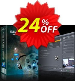 mediAvatar Video to Audio Converter Coupon, discount mediAvatar Video to Audio Converter awful sales code 2019. Promotion: awful sales code of mediAvatar Video to Audio Converter 2019