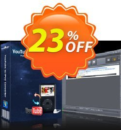 mediAvatar YouTube to iPod Converter Coupon, discount mediAvatar YouTube to iPod Converter amazing deals code 2019. Promotion: amazing deals code of mediAvatar YouTube to iPod Converter 2019