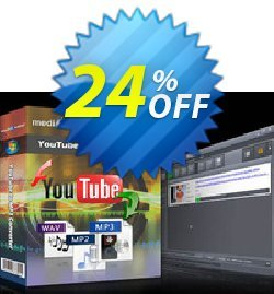 mediAvatar YouTube to MP3 Converter Coupon, discount mediAvatar YouTube to MP3 Converter super offer code 2019. Promotion: super offer code of mediAvatar YouTube to MP3 Converter 2019
