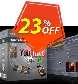 mediAvatar YouTube Video Converter Coupon, discount mediAvatar YouTube Video Converter big promo code 2020. Promotion: big promo code of mediAvatar YouTube Video Converter 2020