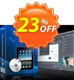 mediAvatar DVD to iPad Converter Coupon, discount mediAvatar DVD to iPad Converter fearsome discount code 2020. Promotion: fearsome discount code of mediAvatar DVD to iPad Converter 2020