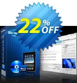 mediAvatar Blu-ray to iPad Converter Coupon, discount mediAvatar Blu-ray to iPad Converter excellent discounts code 2020. Promotion: excellent discounts code of mediAvatar Blu-ray to iPad Converter 2020