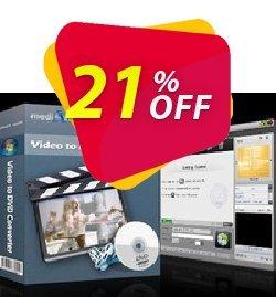 mediAvatar Video to DVD Converter Coupon, discount mediAvatar Video to DVD Converter marvelous promotions code 2020. Promotion: marvelous promotions code of mediAvatar Video to DVD Converter 2020