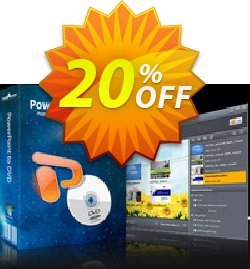 mediAvatar PowerPoint to DVD Business Coupon, discount mediAvatar PowerPoint to DVD Business awful deals code 2019. Promotion: awful deals code of mediAvatar PowerPoint to DVD Business 2019