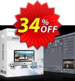 mediAvatar DVD Converter for Mac Coupon, discount DVD Converter for Mac/PC $20 OFF. Promotion: super promo code of mediAvatar DVD Converter for Mac 2019