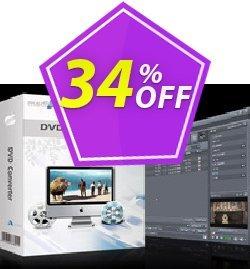 mediAvatar DVD Converter for Mac Coupon, discount DVD Converter for Mac/PC $20 OFF. Promotion: super promo code of mediAvatar DVD Converter for Mac 2019
