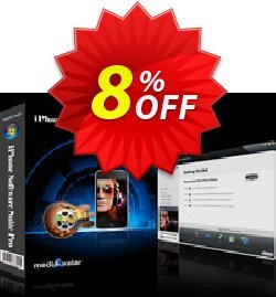 mediAvatar iPhone Software Suite Pro Coupon, discount iPhone Software Suite Pro $5 OFF. Promotion: super promotions code of mediAvatar iPhone Software Suite Pro 2019