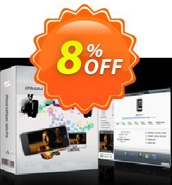 mediAvatar iPhone Software Suite Pro for Mac Coupon, discount iPhone Software Suite Pro $5 OFF. Promotion: best sales code of mediAvatar iPhone Software Suite Pro for Mac 2019
