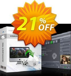 mediAvatar Video to DVD Converter for Mac Coupon, discount mediAvatar Video to DVD Converter for Mac staggering offer code 2019. Promotion: staggering offer code of mediAvatar Video to DVD Converter for Mac 2019