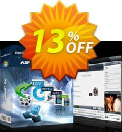 mediAvatar ASF Converter Coupon, discount mediAvatar ASF Converter formidable offer code 2019. Promotion: formidable offer code of mediAvatar ASF Converter 2019