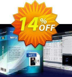 mediAvatar MP3 Converter Coupon, discount mediAvatar MP3 Converter super discounts code 2019. Promotion: super discounts code of mediAvatar MP3 Converter 2019