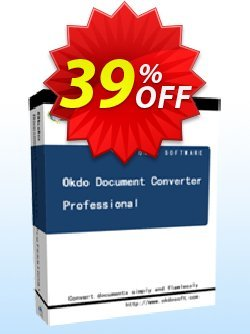 Okdo Document Converter Professional Coupon, discount Special Offer - $50 Off. Promotion: amazing discount code of Okdo Document Converter Professional 2019
