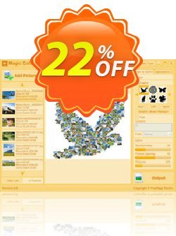 Magic Collage Coupon, discount 20% Off Discount. Promotion: marvelous offer code of Magic Collage 2020
