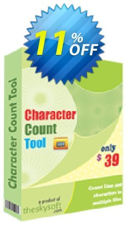 Character Count Tool Coupon, discount 10%Discount. Promotion: amazing offer code of Character Count Tool 2019