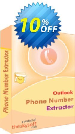 Outlook Phone Number Extractor Coupon, discount 10%Discount. Promotion: impressive offer code of Outlook Phone Number Extractor 2019