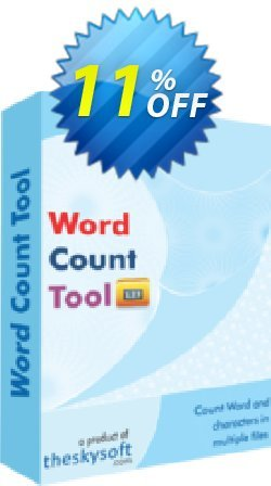 Word Count Tool Coupon, discount 10%Discount. Promotion: marvelous sales code of Word Count Tool 2019