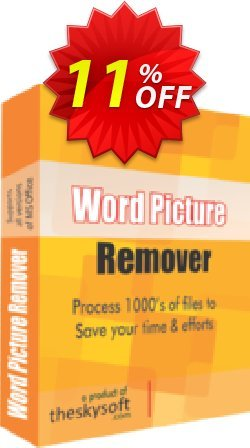 Word Picture Remover Coupon, discount 10%Discount. Promotion: wondrous deals code of Word Picture Remover 2019