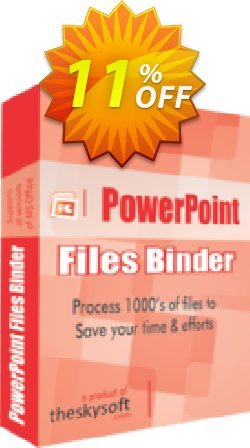 PowerPoint Files Binder Coupon, discount 10%Discount. Promotion: big offer code of PowerPoint Files Binder 2019