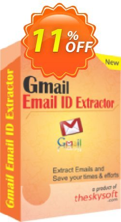 Gmail Email ID Extractor Coupon, discount 10%Discount. Promotion: hottest sales code of Gmail Email ID Extractor 2019