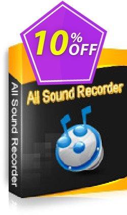 All Sound Recorder Vista Coupon, discount All Sound Recorder Vista staggering discounts code 2019. Promotion: staggering discounts code of All Sound Recorder Vista 2019