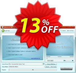 Advanced MP3 Converter Pro Coupon, discount Advanced MP3 Converter Pro wonderful sales code 2020. Promotion: wonderful sales code of Advanced MP3 Converter Pro 2020