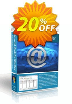 Round-Robin Mailer Coupon, discount Round-Robin Mailer staggering discount code 2019. Promotion: staggering discount code of Round-Robin Mailer 2019