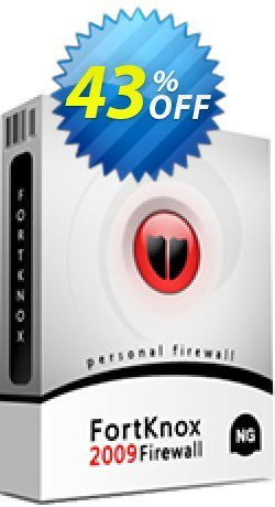 FortKnox Personal Firewall - License renewal for 2 years Coupon, discount FortKnox Personal Firewall - License renewal for 2 years staggering discount code 2020. Promotion: staggering discount code of FortKnox Personal Firewall - License renewal for 2 years 2020