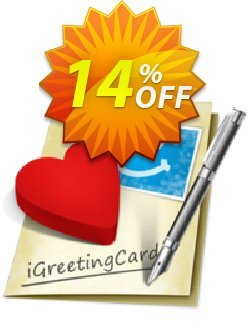 iGreetingCard for Mac Coupon, discount iGreetingCard for Mac stirring sales code 2020. Promotion: stirring sales code of iGreetingCard for Mac 2020