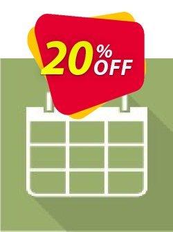 Virto Calendar for SP2007 Coupon, discount Virto Calendar for SP2007 awesome promo code 2019. Promotion: awesome promo code of Virto Calendar for SP2007 2019