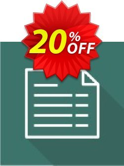 Virto List Form Extender for SP2007 Coupon, discount Virto List Form Extender for SP2007 awful promo code 2019. Promotion: awful promo code of Virto List Form Extender for SP2007 2019