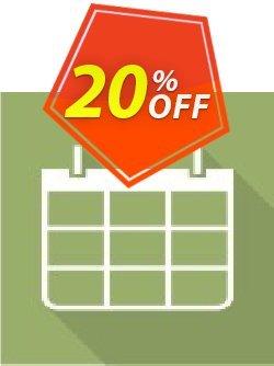 Virto Calendar for SP2010 Coupon, discount Virto Calendar for SP2010 best discounts code 2019. Promotion: best discounts code of Virto Calendar for SP2010 2019