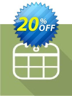 Virto Mini Calendar for SP2007 Coupon, discount Virto Mini Calendar for SP2007 wondrous discounts code 2019. Promotion: wondrous discounts code of Virto Mini Calendar for SP2007 2019