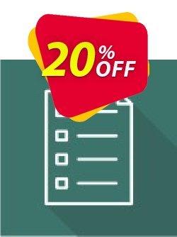 Virto List Form Designer for SP2010 Coupon, discount Virto List Form Designer for SP2010 awesome sales code 2021. Promotion: awesome sales code of Virto List Form Designer for SP2010 2021