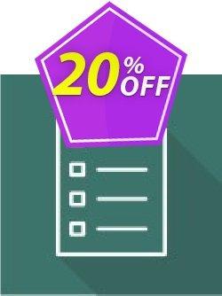 Dev. Virto List Form Designer for SP2010 Coupon, discount Dev. Virto List Form Designer for SP2010 impressive discount code 2021. Promotion: impressive discount code of Dev. Virto List Form Designer for SP2010 2021