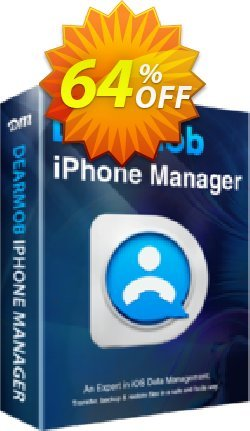 DearMob iPhone Manager - Lifetime Mac  Coupon discount DearMob iPhone Manager - Lifetime 1Mac imposing discounts code 2020 - imposing discounts code of DearMob iPhone Manager - Lifetime 1Mac 2020